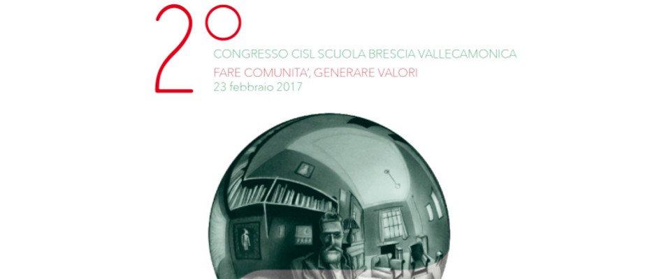 2° Congresso Cisl Scuola Brescia - Vallecamonica